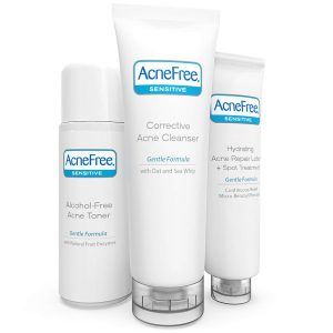 Acne Free Sensitive Skin System Review