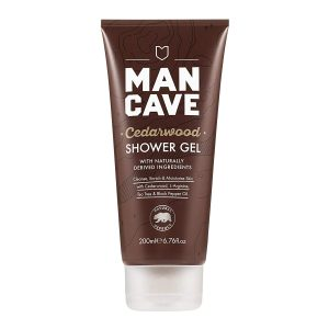 ManCave Natural Cedarwood Shower