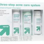 Up and Up Acne Care System Reviews (3-Step Kit)