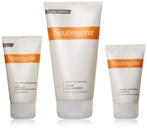 complete acne therapy solution neutrogena review