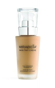 Mirabella Skin Tint Crème Full Coverage Liquid Mineral Foundation