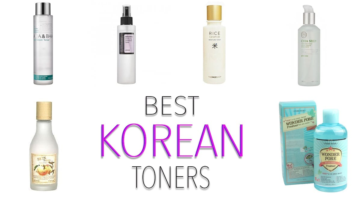 Best Korean Toner for Acne-Prone skin